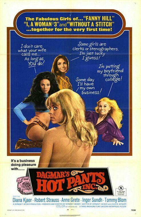 Dagmar's Hot Pants Inc. (1971)