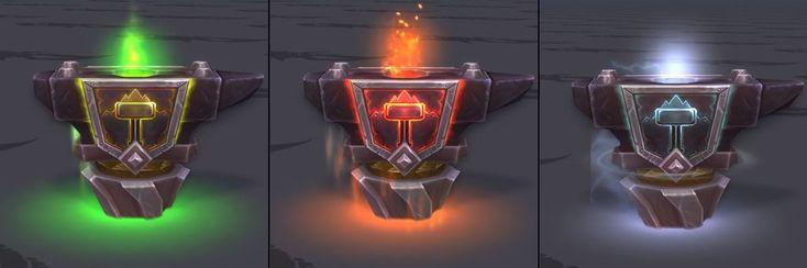 Dark Iron Dwarf Shaman Totems #worldofwarcraft #blizzard #Hearthstone #wow #Warcraft #BlizzardCS #gaming