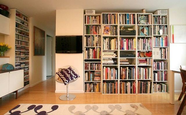 TV.  Architectural digest