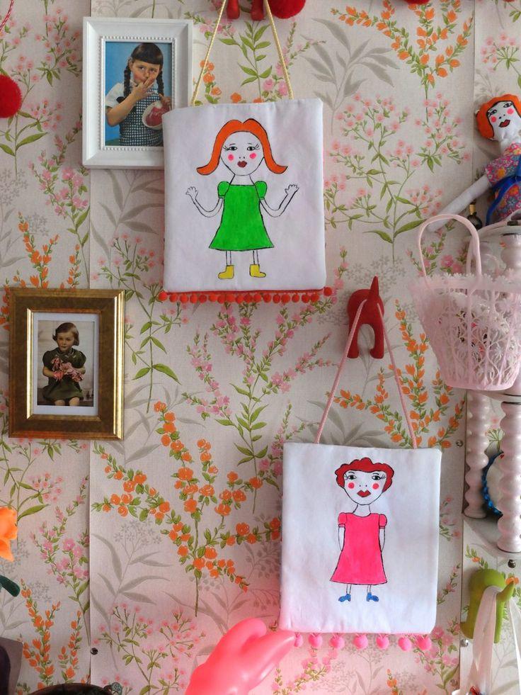 Les petites décorations murales - La Phanette aux petits pois