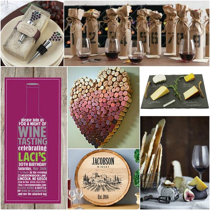 Wine Down Friday! A vineyard themed wedding adds a touch of class and sophistication to your event.  Wine Wedding Themes. Choosing a theme for your wedding is a vital first step in determining the blessed event's tone and details. For Wne Theme Favors Visit:  http://favorcouture.theaspenshops.com/category/Wine.html