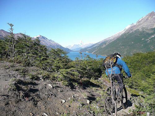 Mountain Biking in Patagonia