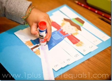 Fall Theme ~ Homeschool Kindergarten