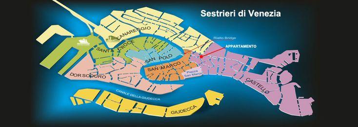 Sestrieri di Venezia.