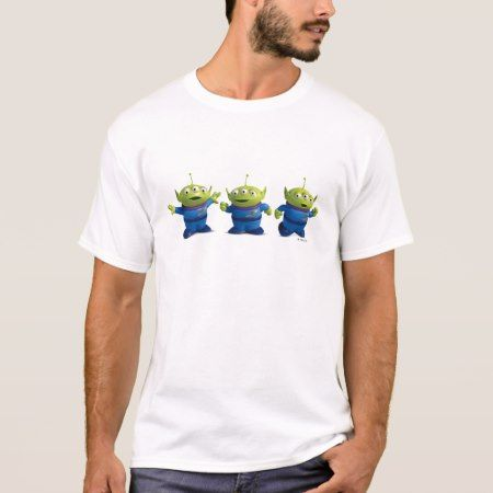 Toy Story 3 - Aliens T-Shirt - click to get yours right now!