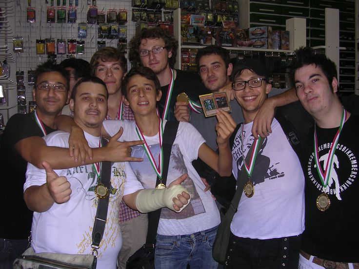 YGSF 2011 - 1° Classificato: Nemesis Team [Arcore & Dintorni]