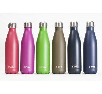 S´well Trink- Isolierflaschen aus Edelstahl