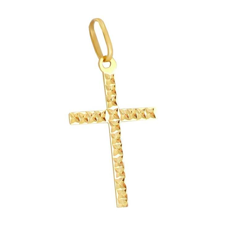 ΣΤ510P -Χρυσός σταυρός
