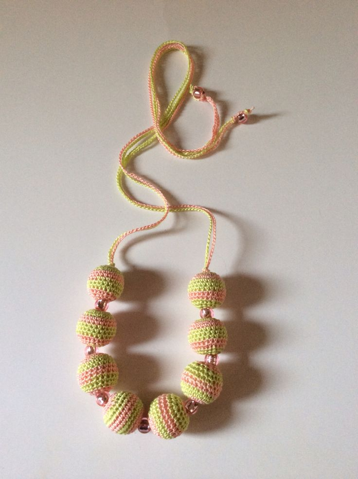Wooden beads 1-5