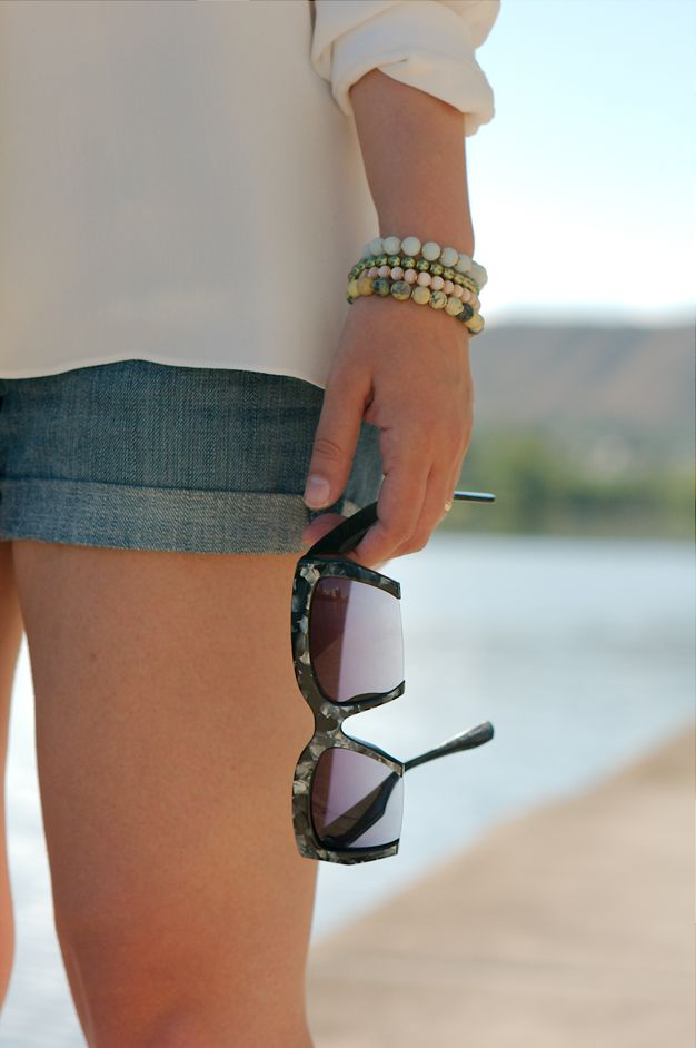 Coco and Vera | Fashion Blog | Women's Guide to Adding Parisian | Bracelets by Standout Boutique