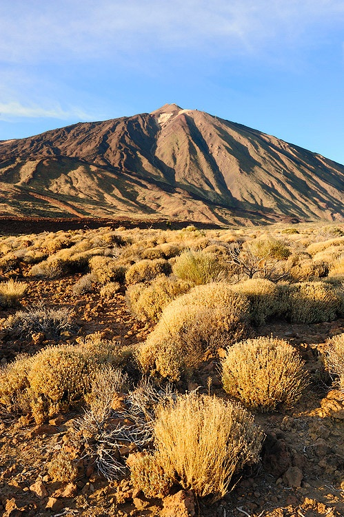 Teide Tenerife Canarias Islands Spain
