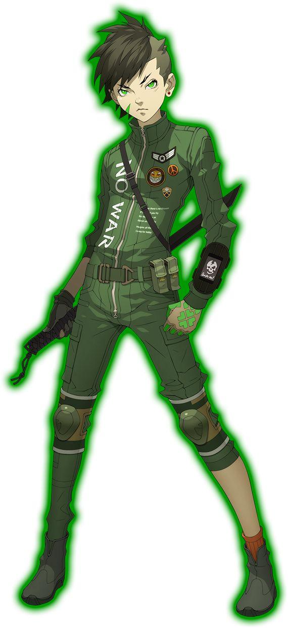 Protagonist (Shin Megami Tensei IV Final)