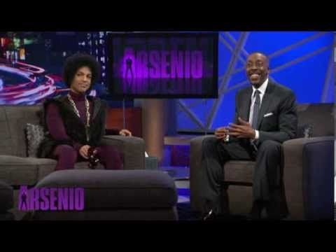 ▶ PRINCE on The Arsenio Hall Show (FULL EPISODE) - YouTube