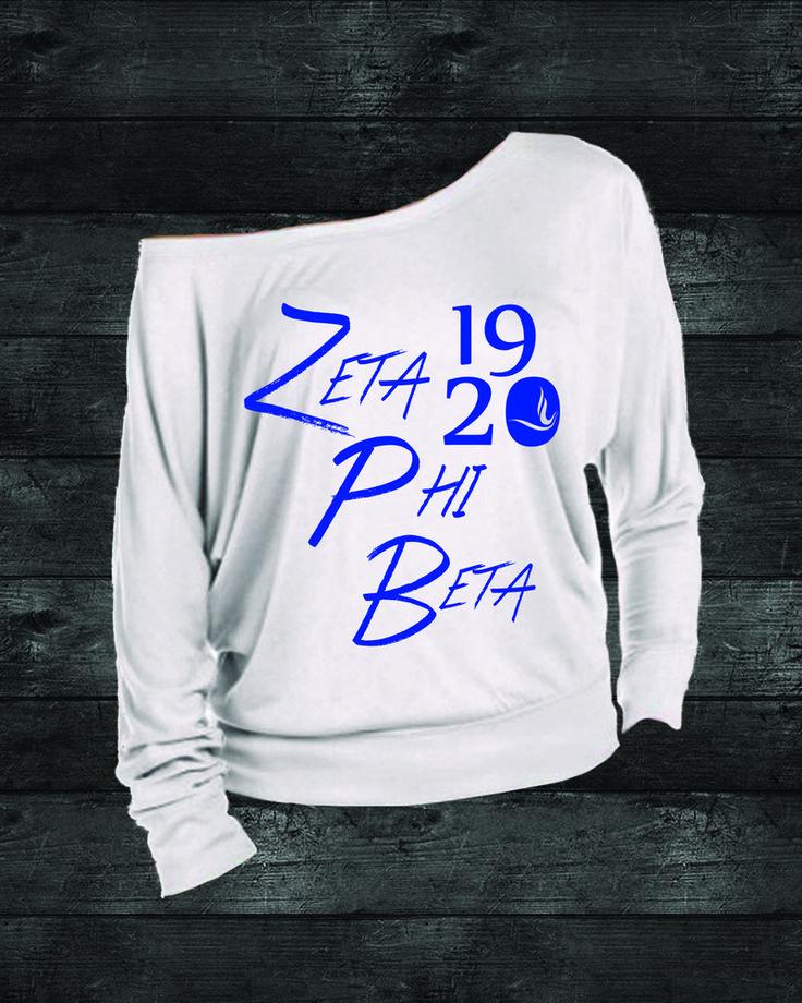 Zeta Phi Beta Sorority Inc!