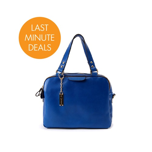 Last minute Deals!!!  Seraphine Leather Square tote!!!!  50% discount  $129.98