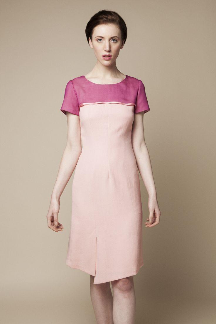 Charlotte dress by Unicorn, eco fashion design