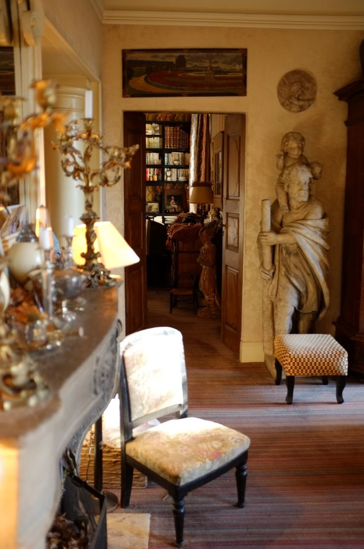 626 best images about interiors from the french - French country home interior ...