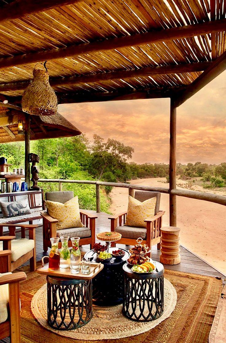 Tanda Tula Safari Camp - Timbavati, South Africa