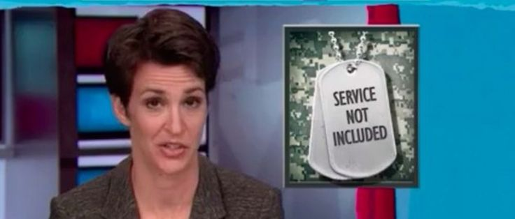 Maddow Equates Pvt. Jessica Lynch's Wrong Turn In Iraq To Sgt. Bergdahl's Desertion In Afghanistan Nice work if you can get it, stupid person