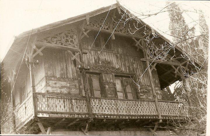 İZMİT- Osman Hamdi bey köşkünden balkon