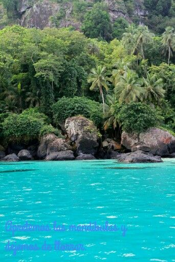 Banana Beach  - São Tomé and Príncipe - África