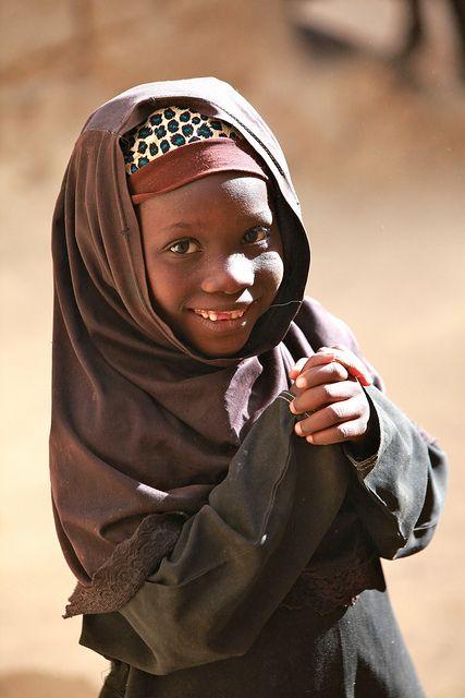 Sonrisa de Mali.