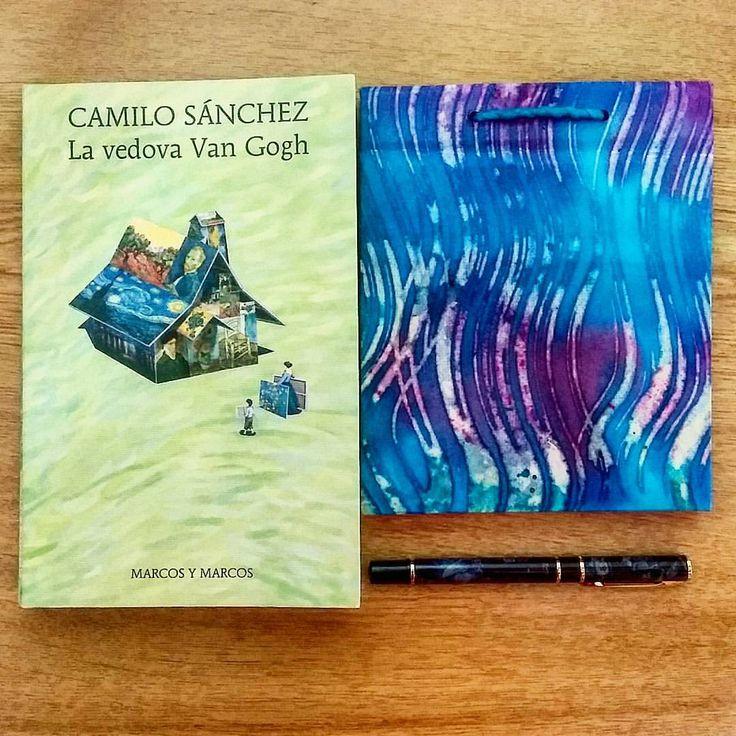 La vedova Van Gogh è un libro di Camilo Sánchezpubblicato in Italia nel 2016 dalla casa editrice Marcos y Marcos nella collana Gli Alianti. Ho scelto di leggere questo libro perché incuriosita dal…
