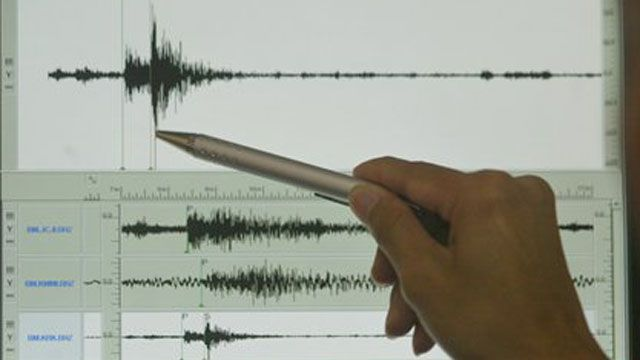 Four Earthquakes Rock Central Oklahoma Saturday Morning - News9.com - Oklahoma City, OK - News, Weather, Video and Sports |