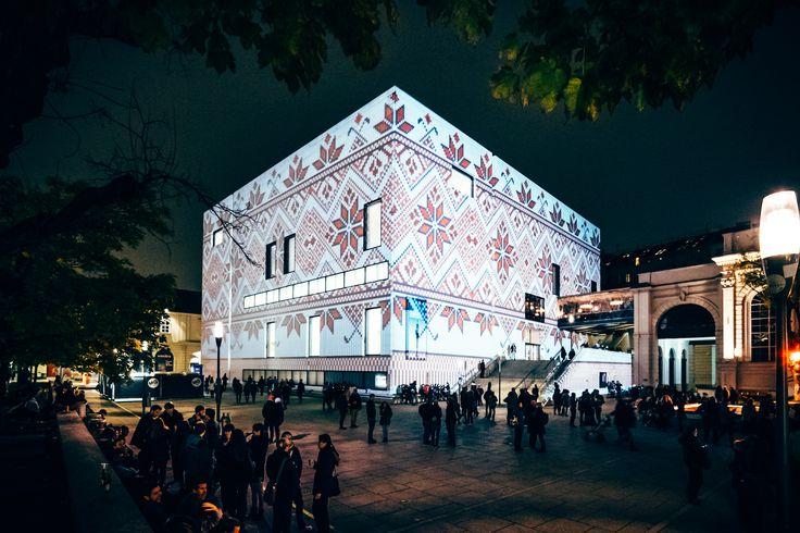 MuseumsQuartier Wien: Programm