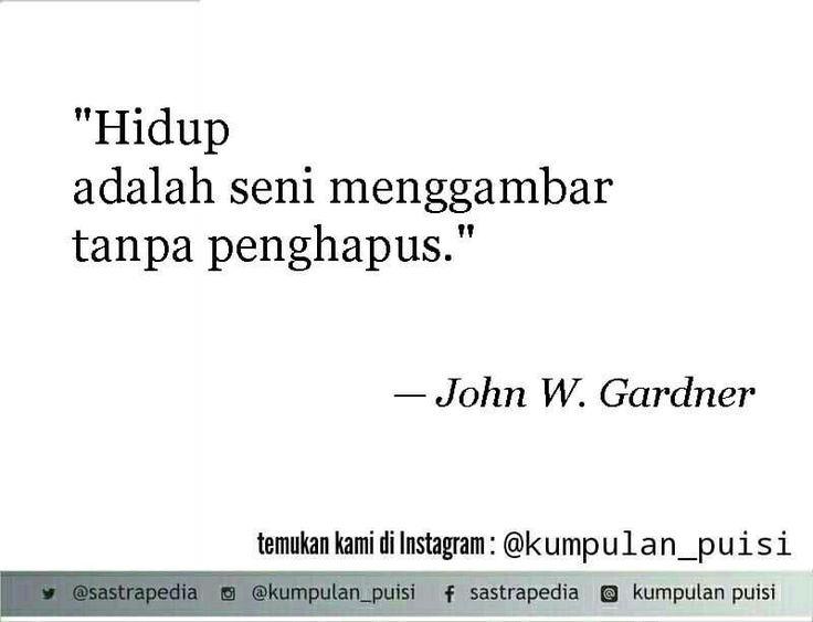 Puisi pendek. Kumpulan puisi. John W. Gardn