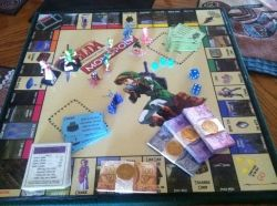 The Legend of Zelda Monopoly Releasing this Fall