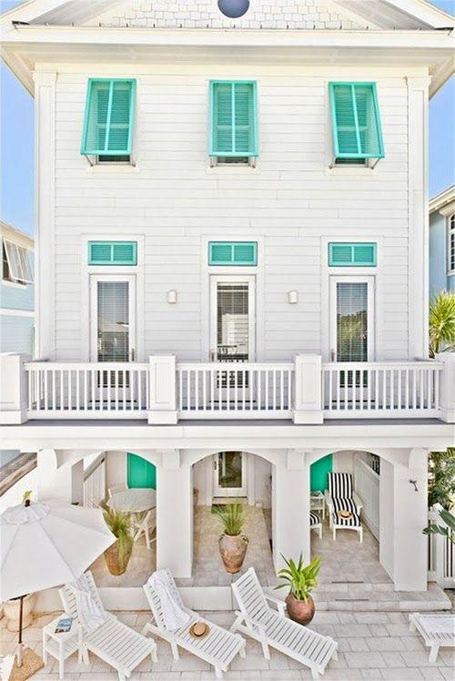 175 best Coastal homes & modulars images on Pinterest | Beach homes ...
