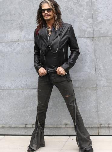 steven tyler's roberto cavalli jacket | Em foco: Steven Tyler, da banda Aerosmith, 'rouba' a cena em semana de ...