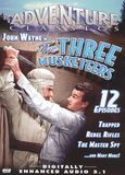 Adventure Classics: The Three Musketeers [DVD]