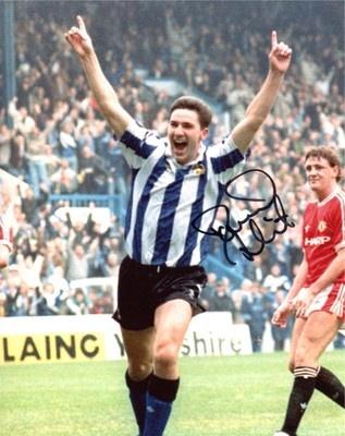 Sheffield Wednesday legend David Hirst