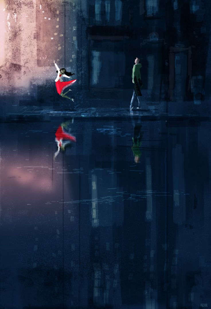 Like a teenage dream. by PascalCampion.deviantart.com on @deviantART