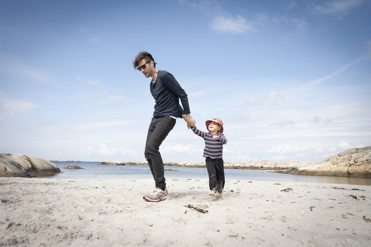Parental leave is a central part of Swedish family life. For each passing year, more fathers are taking leave to be with their young children.  Parental leave is paid for 480 days, shared between mother and father, and amounts to a large portion of your usual salary. Photo by; Kristin Lidell