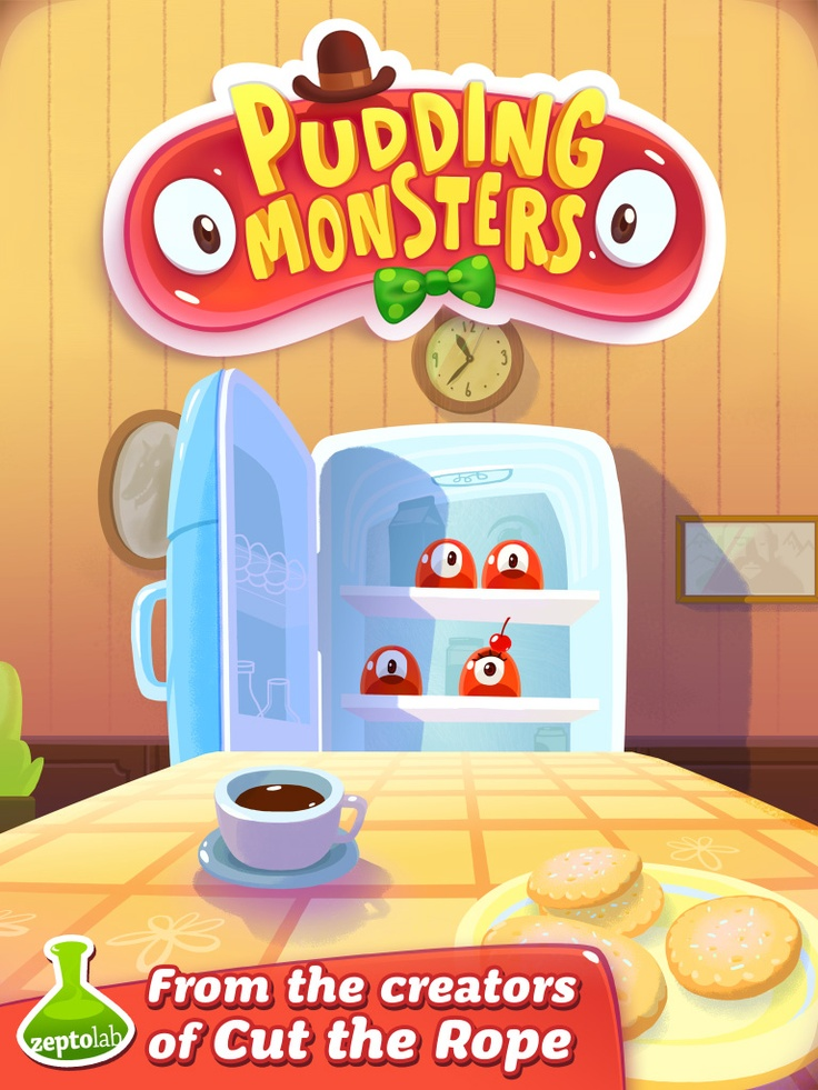 Pudding Monsters