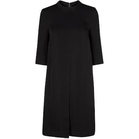 Izzy dress. Cool dress with inverted box pleat in front