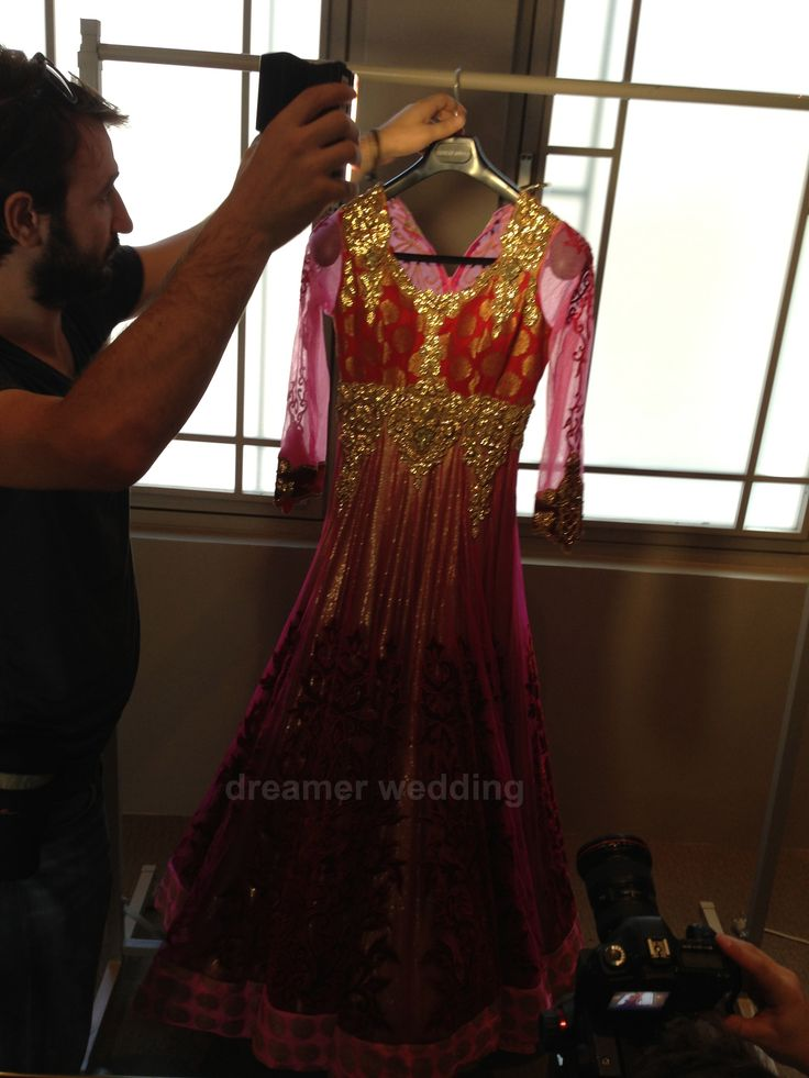 Indian wedding dress..