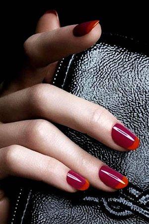 シンプルでちょっぴりモダンな大人の「フレンチネイル」デザイン特集 - NAVER まとめ #NailArt #Fashion
