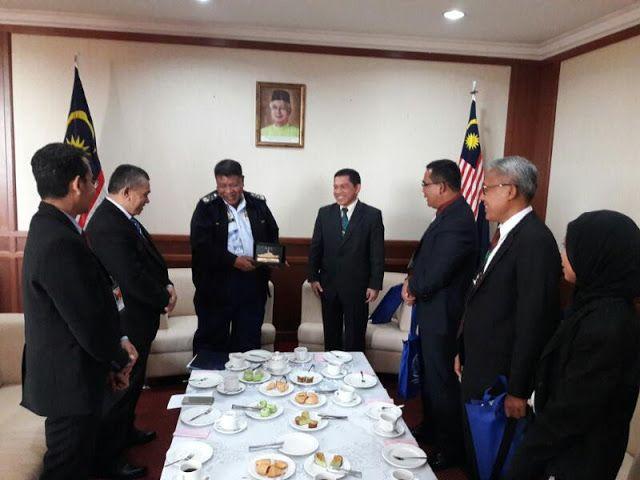 Indonesia dan Malaysia Bahas Kerja Sama Pengamanan Selat Malaka - PORTAL BUANA