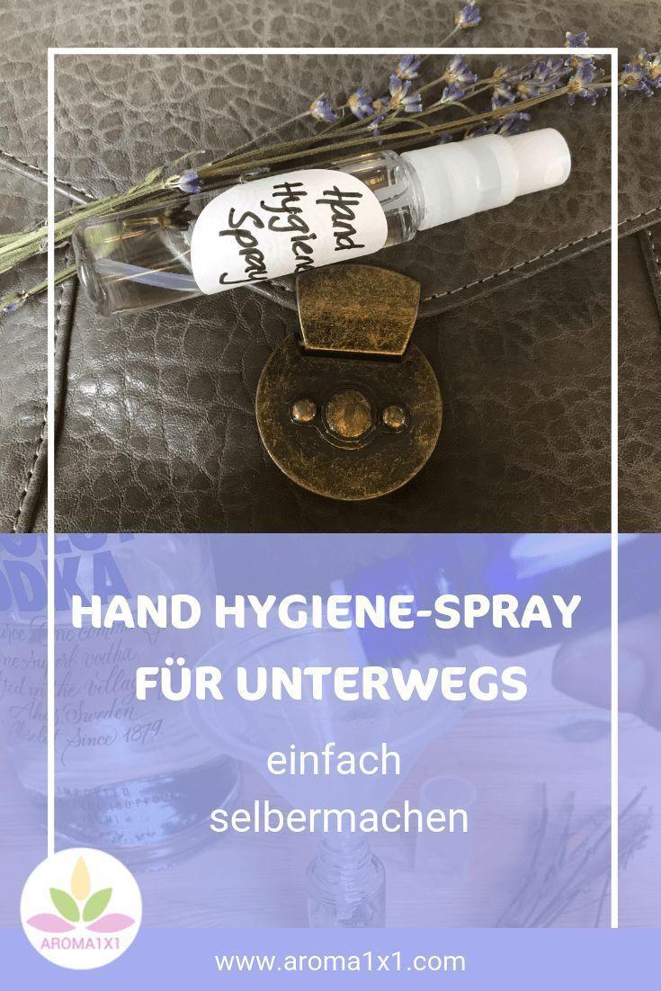 Hand Desinfektions Spray Ist Ganz Leicht Selber Zu Machen Wodka