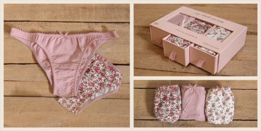 cute underwear packaging!