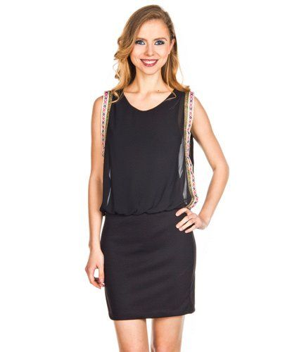 Vestidos Vero Moda Cindy Negro en Nice & Crazy