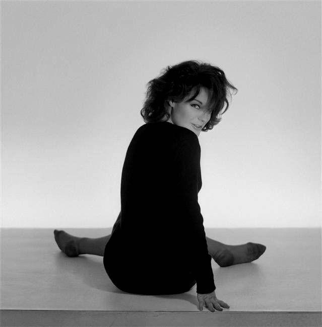 Romy Schneider - 1963 © Sam Lévin, Dist. RMN