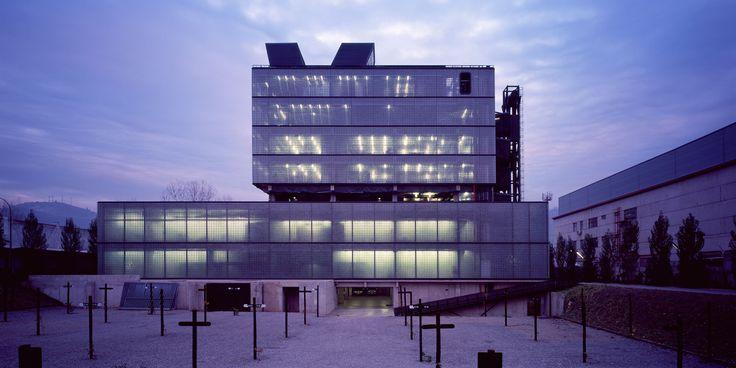 Grupo Precisión Building,© Erieta Attali