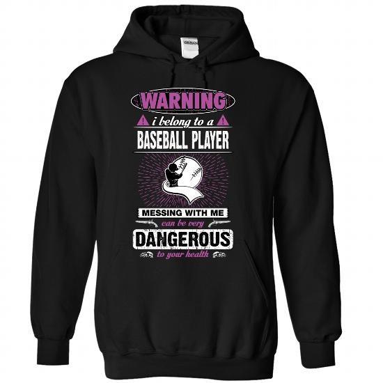 I belong to a Baseball Player T Shirts, Hoodies. Get it now ==► https://www.sunfrog.com/LifeStyle/I-belong-to-a-Baseball-Player--1215-9143-Black-Hoodie.html?57074 $39.99