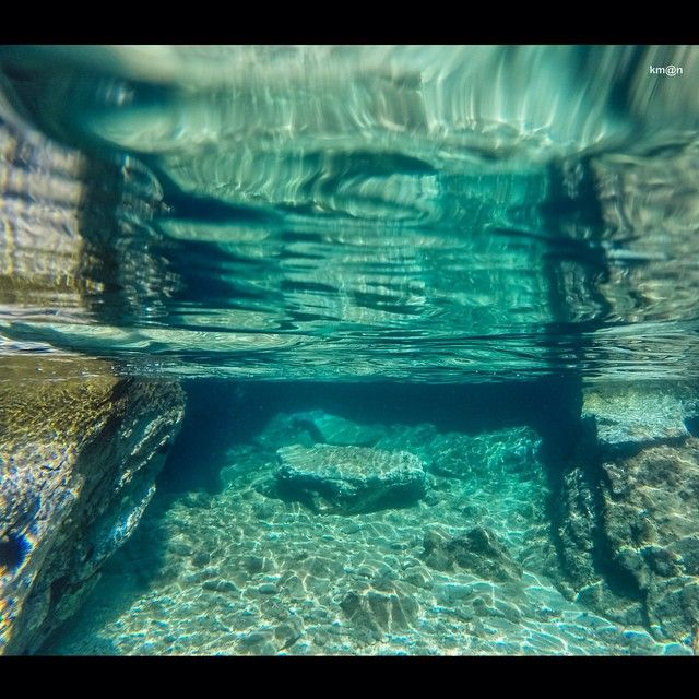 #Kythnos #uderwater #cave