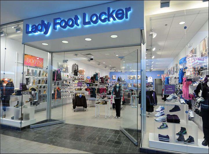 Foot Locker Shoe Store Application